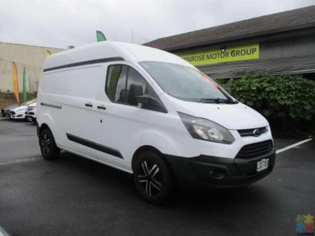 2018 Ford Transit LWB Van NZ New cheap courier van
