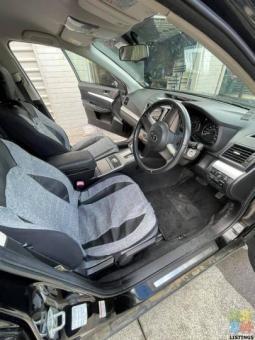 2009 Subaru Outback 2.5ltr