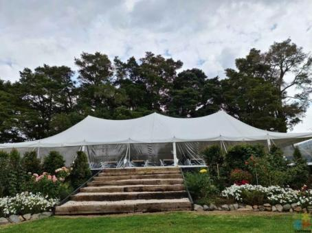 Marquee Hire Package 150 guests.