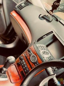 2009 Black Skyline 250 GT V6