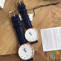 Brand new authentic Daniel Wellington watches for men and women
