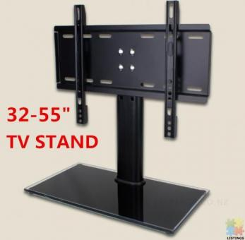 Universal TV Stand for 32''-55'' Flat TV, Brand new