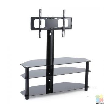 90° Swivel Table TV Cabinet for 32-65'' Flat TV, Brand new