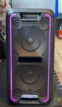 SONY GTK-XB7 BLUETTOTH SPEAKER