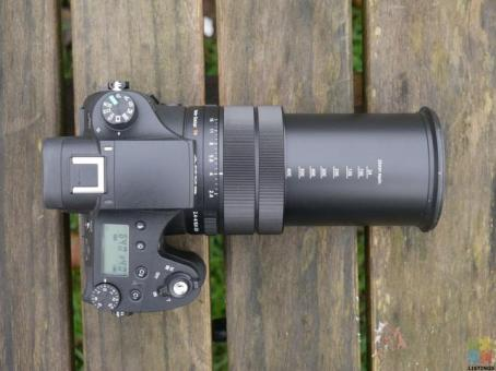Sony Cyber-shot DSC-RX10 III Digital Camera - Near New condition