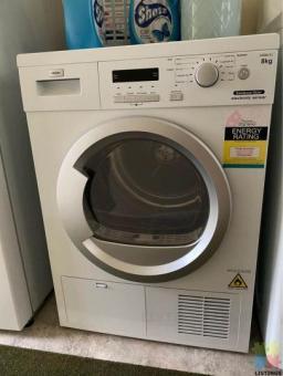 8kg Haier Dryer