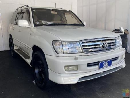 2000 Toyota Landcruiser VX