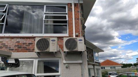 Heat pump supply & Installation