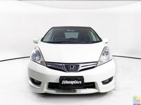 2011 Honda fit shuttle (05153)