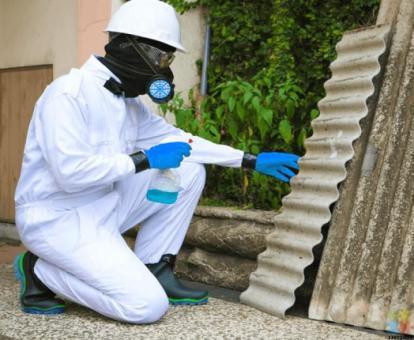 Asbestos Removal Crew