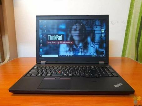 """Lenovo ThinkPad L570 - 15.6"""" - Core i7 7500U - 16 GB RAM - 256 GB SSD"""