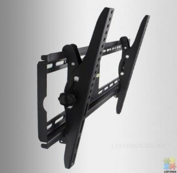 ±15° Tilt TV Wall Bracket for 40-65'' Flat TV, Brand new