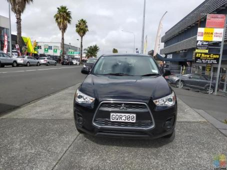 Mitsubishi ASX 2012 Nz new