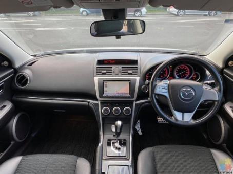 2008 Mazda Atenza Wagon 2.5 Low Kms Done 89k Kms