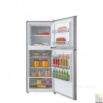 Brand New Midea 207L Freezer Fridge Stainless Steel