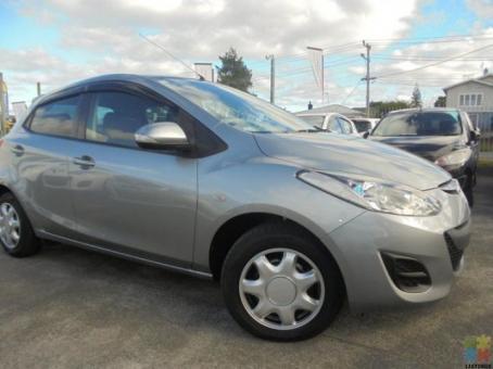 2012 Mazda demio **skyactive**i-stop