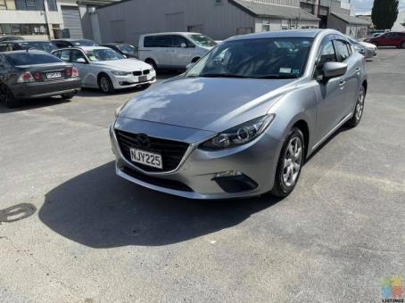 Mazda Axela 2014 New Zealand New Finance available