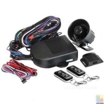 Car Alarm with installation MONGOOSE ALARM M60b 3 year warranty