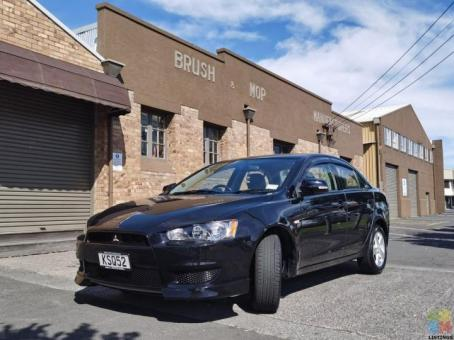 2008 Mitsubishi Galant/Fortis /from$47 pw/cruise control/reverse camera/low kms