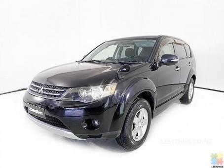 2010 Mitsubishi Outlander from $38.30 weekly wairau branch