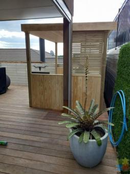 Decks - Pergolas - Outdoor Areas- Fences