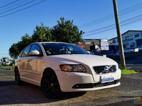 2011 VOLVO S40 /from $56 pw/sunroof/8airbag/reverse camera/only 47ks