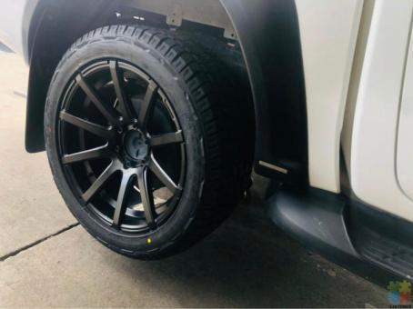 Wheel - Tyres - lowering