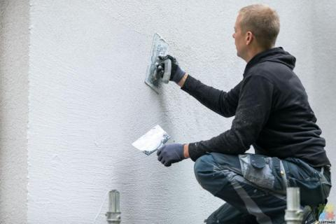 experienced exterior plastere