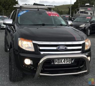2013 Ford ranger xlt stealth