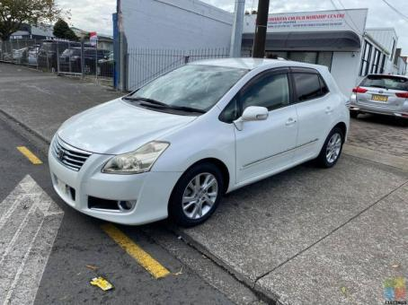 2010 Toyota Blade New Shape with Led Headlight Model done 111k Kms