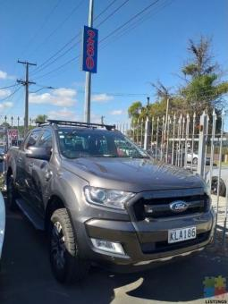 2017 Ford Ranger 4WD for sale or easy finance