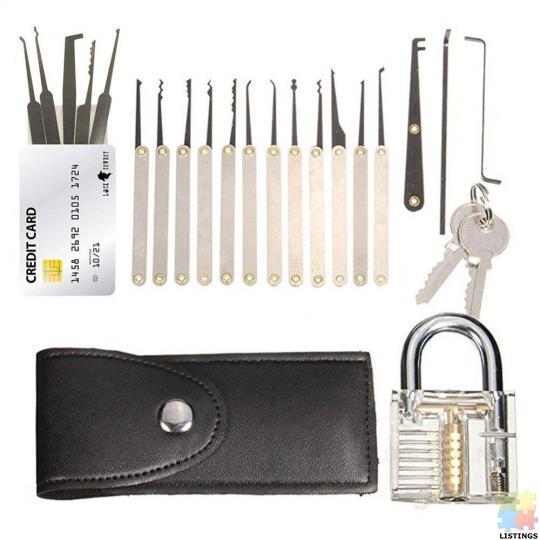 Locksmith tools. Lock Pick Set. - 2/4