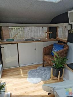 14 ft 1964 Retro Anglo Pullman Caravan For Sale