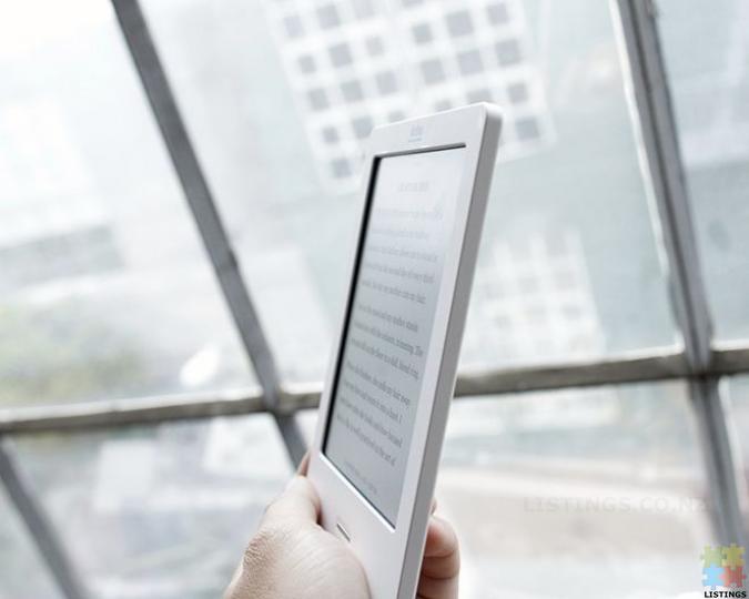 Kobo eReader Touch Edition White - 1/5