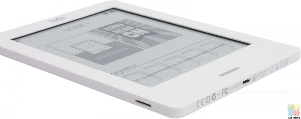 Kobo eReader Touch Edition White - 3/5
