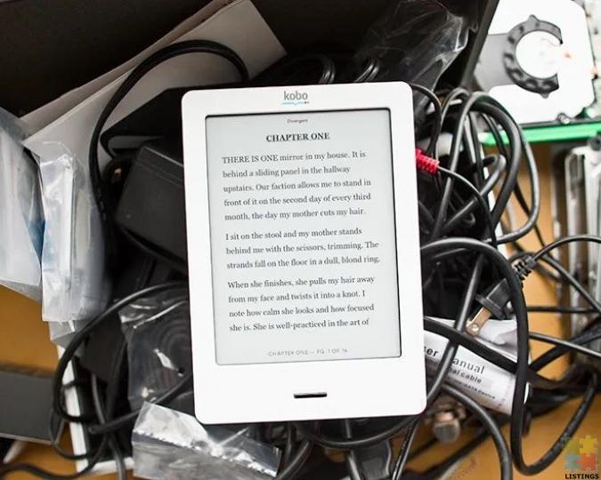 Kobo eReader Touch Edition White - 5/5