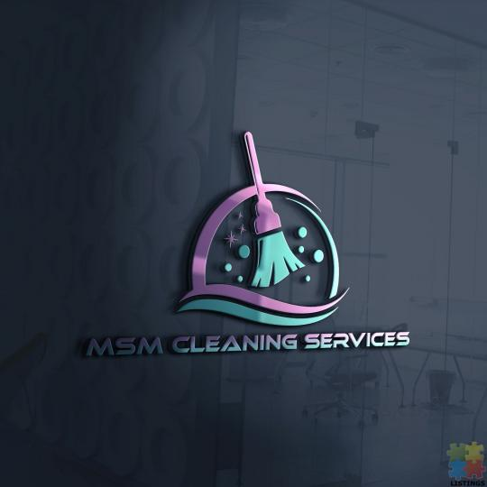 MSM Cleaning Services - 1/5