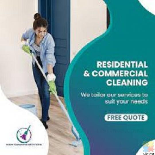 MSM Cleaning Services - 3/5
