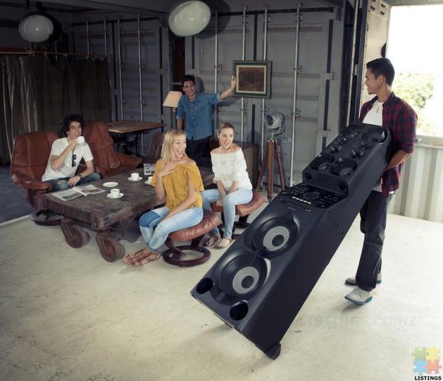 Sony Speaker - 1/4