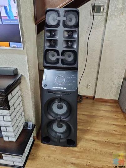 Sony Speaker - 4/4