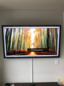 TV Wall Mount installation in Auckland