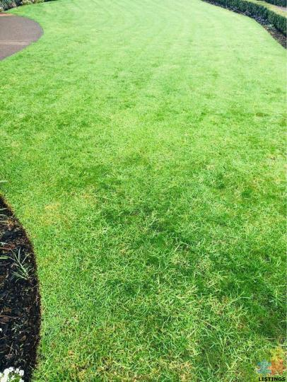 Need your lawns done - 1/1