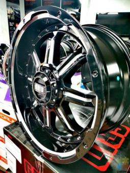 Top notch design - wow! $20 per week mag and tyres package