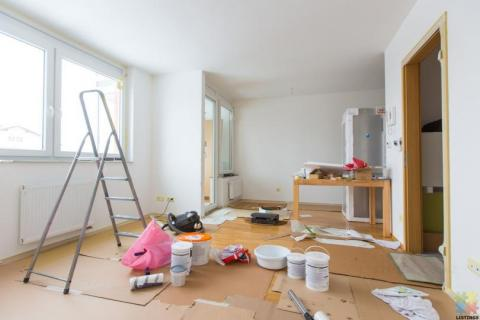 I'm offering my renovation skills of 10 years to those who needs it