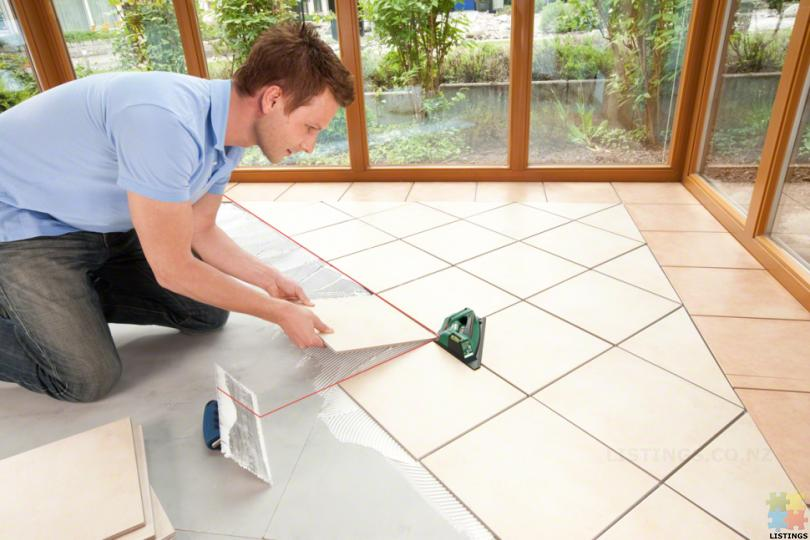Experienced floor and wall tiler - 1/1