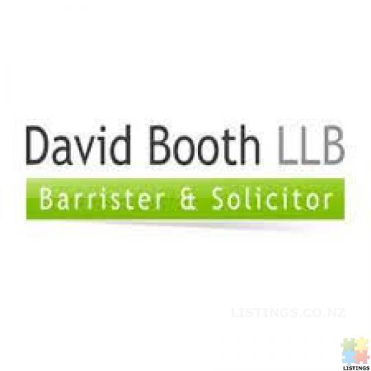 David Booth - 1/4