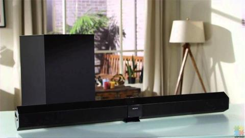 Sony HT-CT660 46-Inch Sound Bar with Wireless Subwoofer