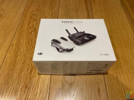 DJI Mavic Mini Drone + 2 Batteries