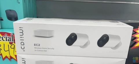 Wireless security CAMERA 2X sets