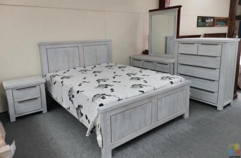 Brand New King Size Bedroom Suite 4pcs $1549 5pcs $1719 6pcs $2199 - Gloria